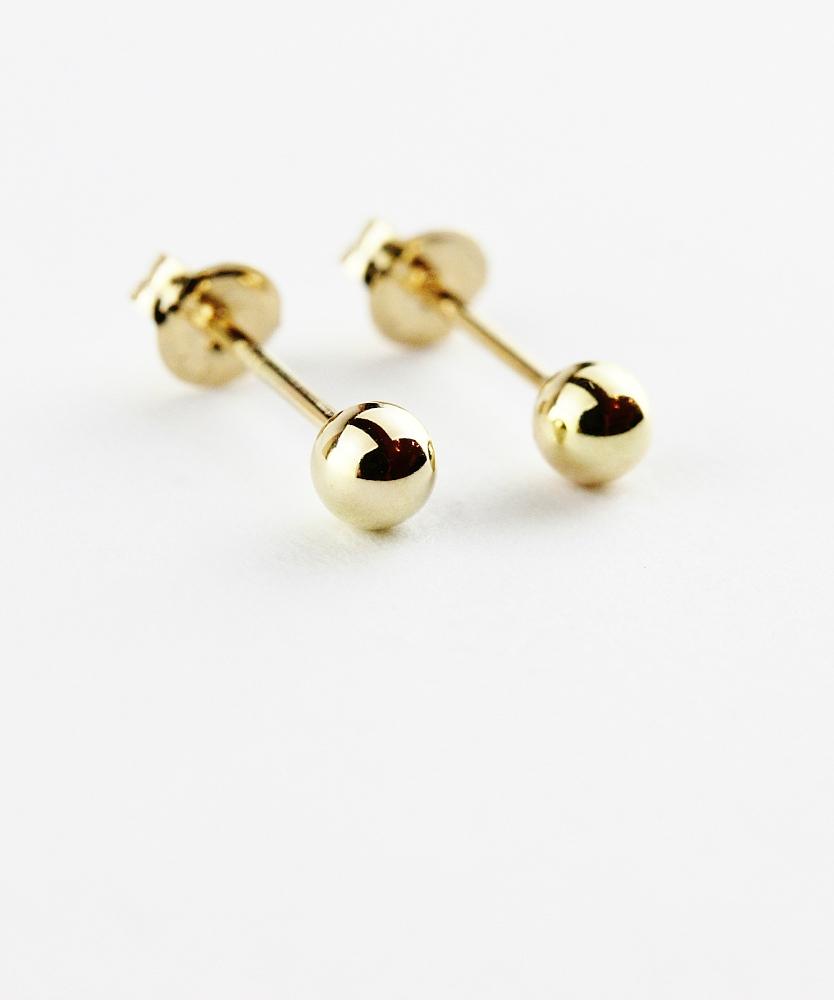 レデッサンドゥデュー 965 ゴールド ビッツ スタッド ピアス 18金,les desseins de dieu Gold Bits S Stud Earrings K18