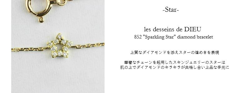 les desseins de DIEU Motif Jewelry Star レデッサンドゥデュー モチーフ ジュエリー スター 星 意味