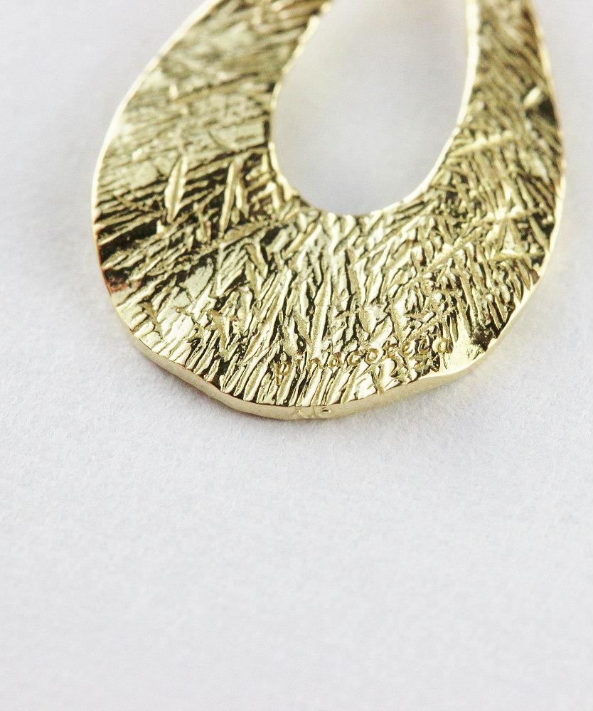 ピナコテーカ 705 アーバン シャイン ティアドロップ 華奢 ネックレス 18金,pinacoteca Urban Shine Teardrop Necklace K18
