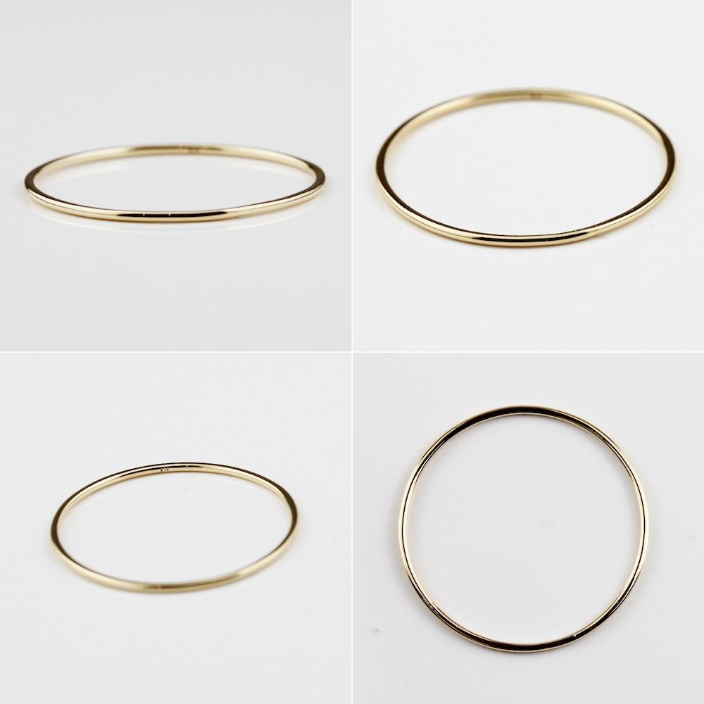 ピナコテーカ 746 極細 華奢リング エクストリーム シンプル 指輪 ピンキーリング 18金,pinacoteca Extreme Simple Ring K18