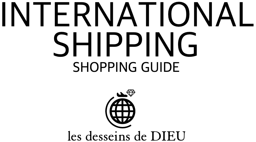 INTERNATIONAL SHIPPING SHOPPING GUIDE